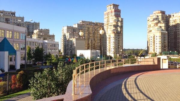 жилой квартал, Shuvalovsky